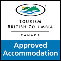 Tourism BC Approved Logo